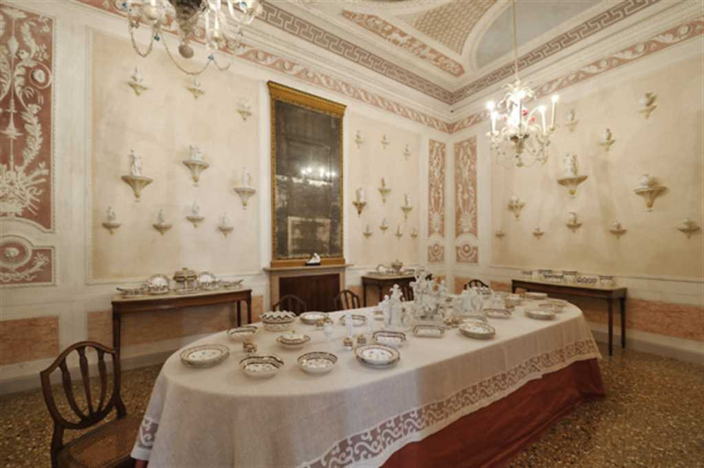 Expo veneto a charming historic house in venice - Sala da pranzo ...
